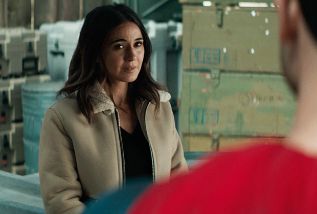 Superman & Lois' Emmanuelle Chriqui on Playing Dual Iconic DC Characters: 'The Fanboys Are Going to Go Crazy'
