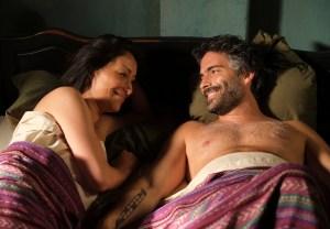 The Good Doctor 4x20 - Christina Chang and Osvaldo Benavides as Lim and Mateo