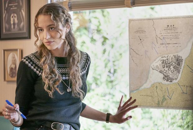 The Republic of Sarah 1x01 Series Premiere CW