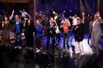 The Tonight Show Video: See How Jimmy Fallon and Lin-Manuel Miranda's Broadway Celebration Came Together