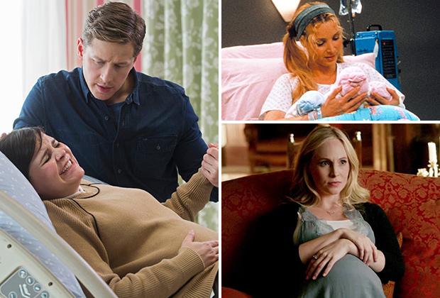 TV Pregnancies Real Fake