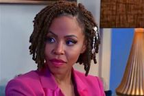 Tyler Perry's Sistas' KJ Smith Explains Why Andi Chin-Checks Gary 24/7