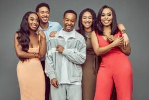 The Cast of Bigger