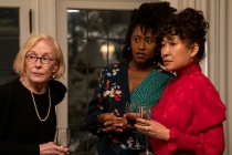 The Chair Trailer: Sandra Oh Juggles College Crisis and Questionable Crush
