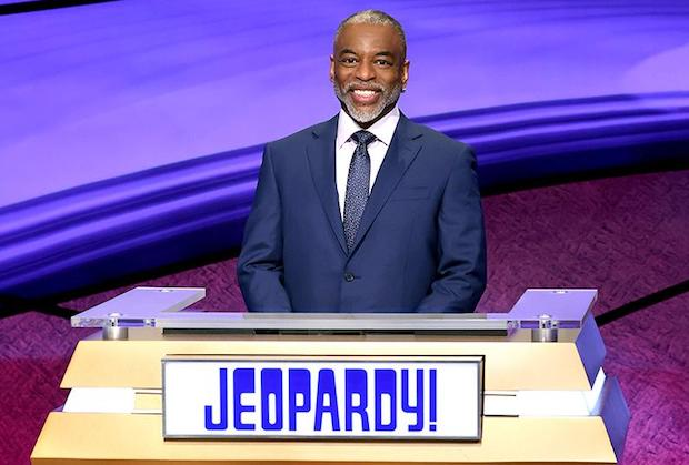 LeVar Burton's Jeopardy! Stint Set to End — How Does He Stack Up Against His Guest Host Competition?