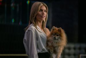 Книга сил III: Воспитание Кэнана, Тони и ее собаки