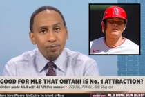 ESPN's Stephen A. Smith: Japanese Baseball Player Who's Not Fluent in English Is 'Harming the Game' — Watch