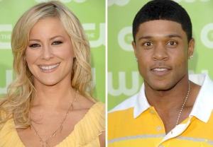 The Game's Brittany Daniel and Pooch Hall