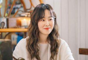 Eres mi primavera, Da Jeong está sonriendo