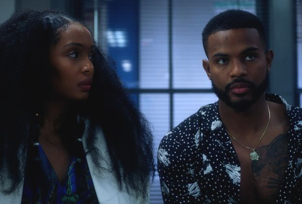 grown-ish, Zoey and Aaron jail