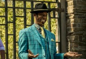 Orlando Jones as Mr. Nancy in 'American Gods'
