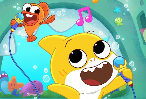 Baby Shark Nickelodeon