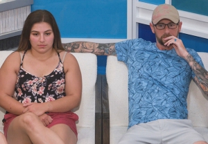 Big Brother Eviction Frenchie