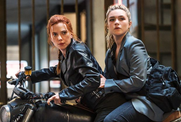 Black Widow' Box Office Includes $60M From Disney+ Premiere Access   TVLine