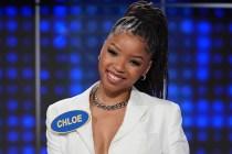 grown-ish's Chloe Bailey Stands Alone Against Team Good Trouble -- Watch Celebrity Family Feud Sneak Peek