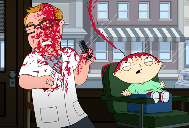 Family Guy Season 20 Trailer Gives Stewie a First Haircut From Hell