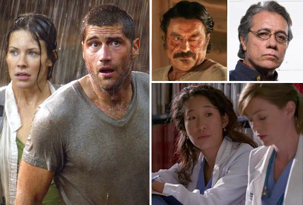 TV Greatest Season Ever Lost Grey's