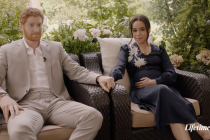 Harry & Meghan Form a Plan to Escape the Palace in Lifetime Movie Trailer