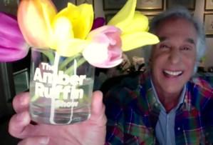 Henry Winkler Amber Ruffin Show
