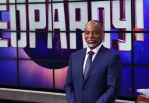 LeVar Burton Jeopardy!