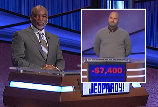 Jeopardy Lowest Score Ever