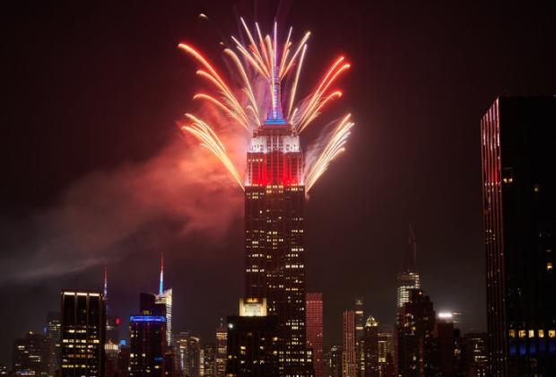 Macy's Fireworks 2021