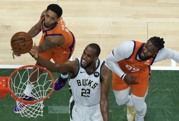 NBA Finals Game 5
