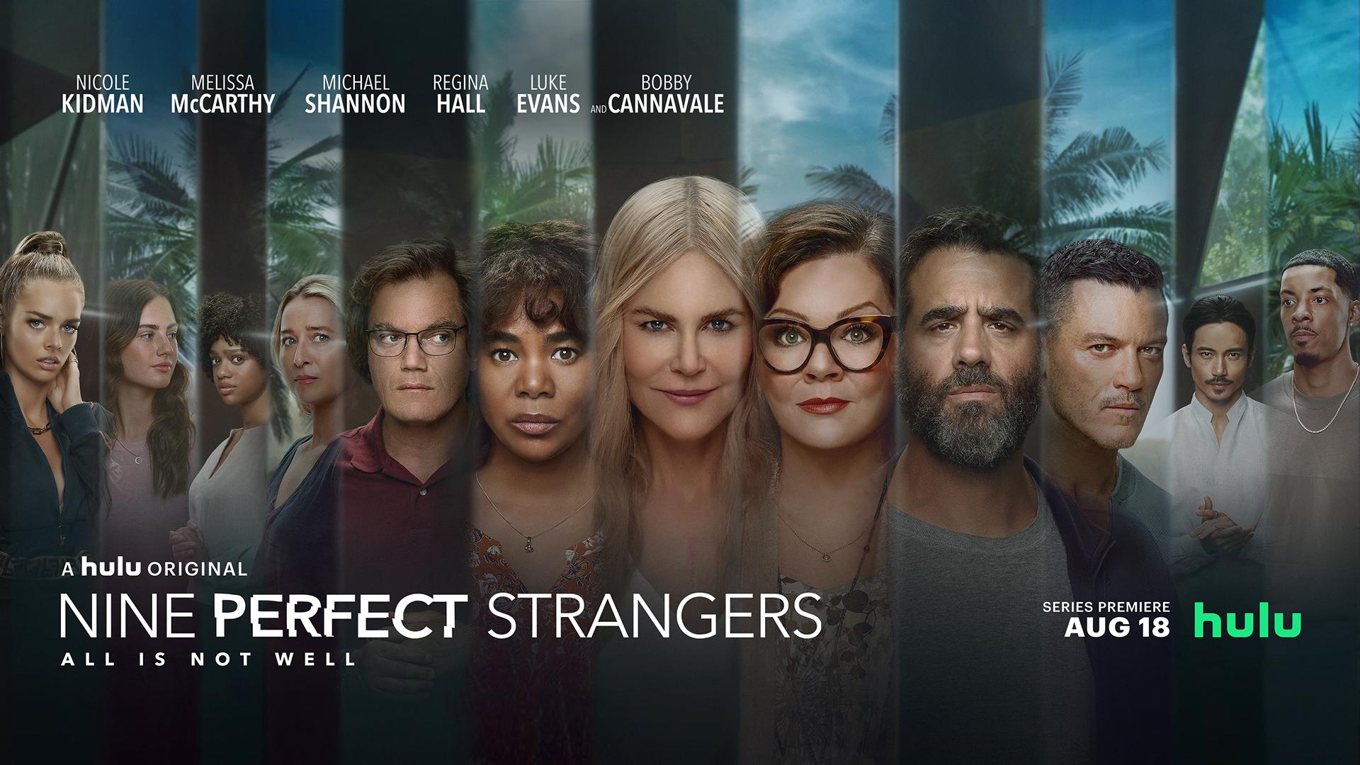 VIDEO] Nine Perfect Strangers Trailer Nicole Kidman Series ...