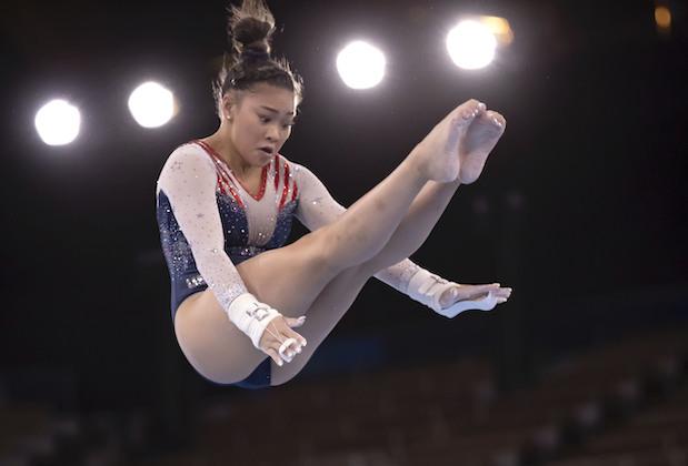 Ratings Olympics Sunisa