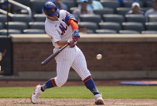 Pete Alonso of the New York Mets