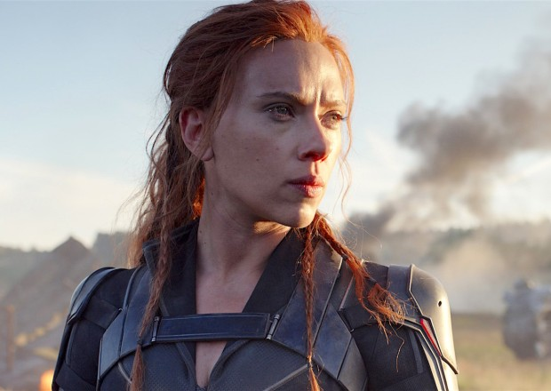 Scarlett Johansson Sues Disney Black Widow