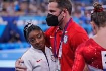 Simone Biles Exited Gymnastics Team Finals to 'Focus on My Mental Health,' Uncertain About Tokyo Olympics Future