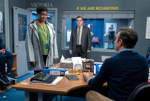 Ted Lasso Season 2 Doctor Sarah Niles
