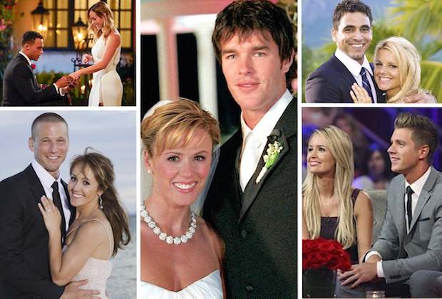 The Bachelorette Couples Where Are They Now Update Married Broke Up