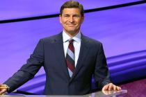 David Faber's Jeopardy! Stint Set to End -- How Does He Stack Up Against His Guest Host Competition? Vote!