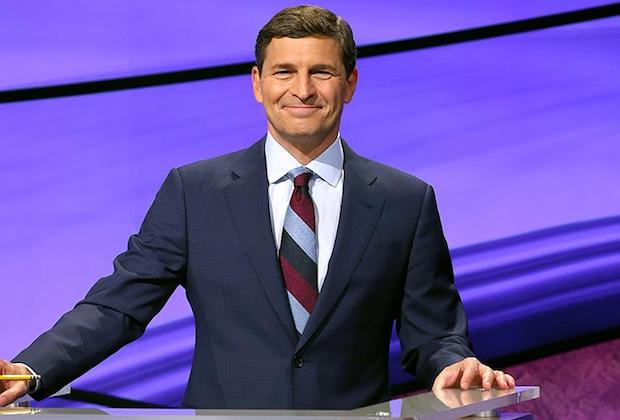 David Faber's Jeopardy! Stint Set to End — How Does He Stack Up Against His Guest Host Competition? Vote!