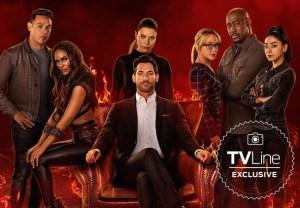 Lucifer Final Season Poster