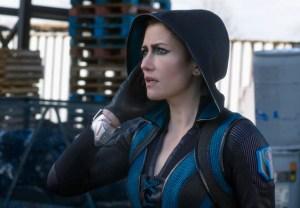 Chyler Leigh in Supergirl Season 6
