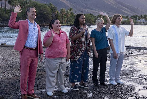 The White Lotus Season 2