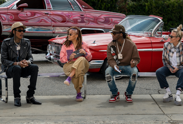 The Hype, Wiz, Bephie, Offset and Marni