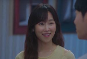 You Are My Spring, Da Jeong smiles