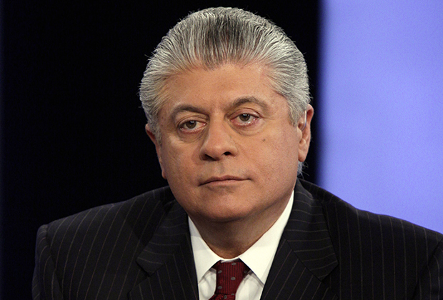 Judge Andrew Napolitano Out as Fox News Analyst Following Sexual Harassment Allegations Against Him