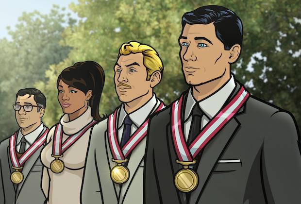 Archer Season 12, Episode 1 Premiere on FXX
