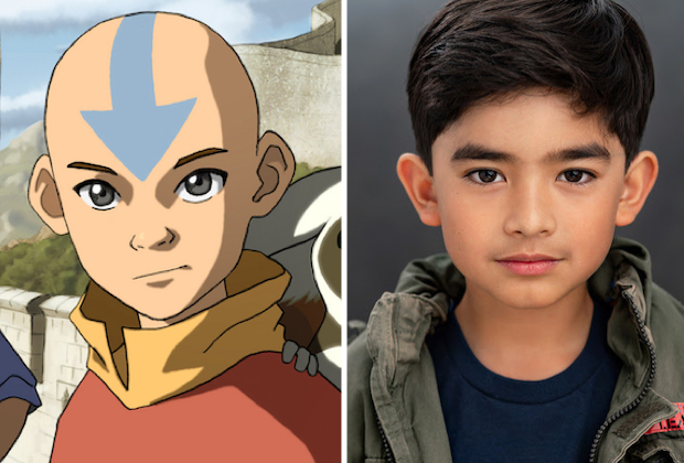 Avatar: The Last Airbender Live Action Cast