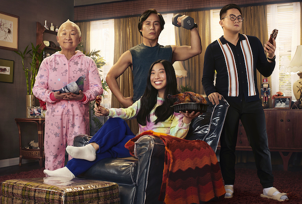 Awkwafina Is Nora From Queens Season 2 Cast