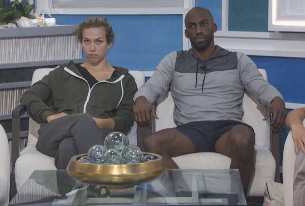 Big Brother 23 Claire, Xavier
