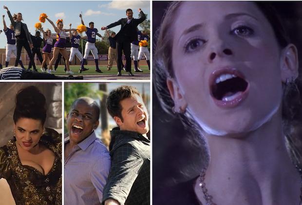best TV Musical Episodes