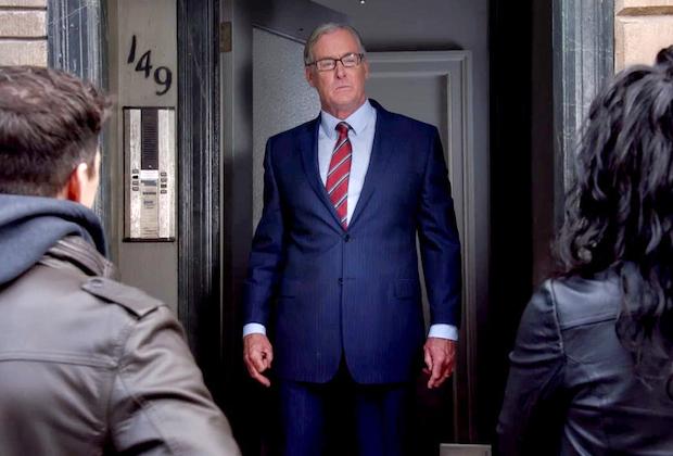 Brooklyn Nine-Nine 8x01 - John C. McGinley as Frank O'Sullivan