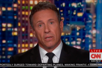 CNN's Chris Cuomo Breaks Silence on Brother Andrew Cuomo's Resignation: 'I Never Misled Anyone' -- Watch Video