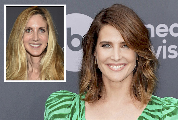 Cobie Smulders Ann Coulter Impeachment American Crime Story